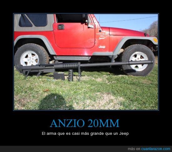 20mm,anzio,arma,francotirador,grande,jeep