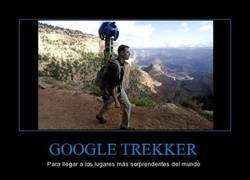 Enlace a GOOGLE TREKKER