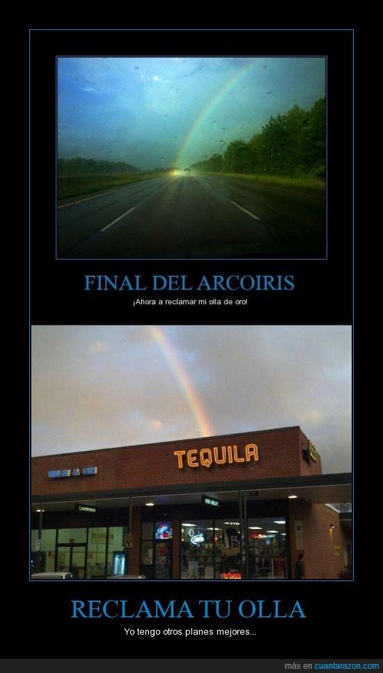 alcohol,arcoiris,lease con voz de yao ming,olla,oro,tequila,win