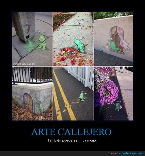 alien,arte,calle,flor,graffitti,pintura