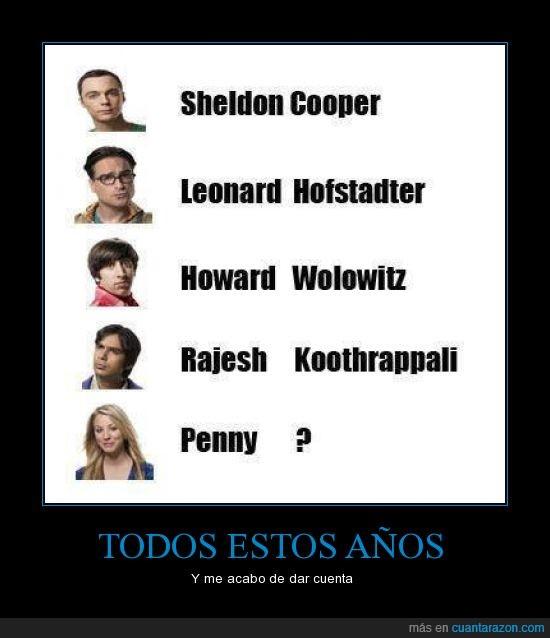 appellido,howard,leonard,penny,raj,sheldon,tbbt