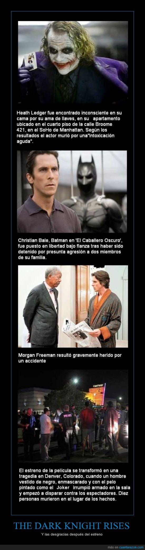 bale,batman,heath ledger,joker,maldicion,morgan freeman