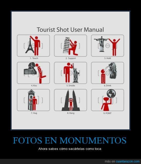 bola de originales,fotos,monumentos,Nunca toques a un guardia o este podría pegarte