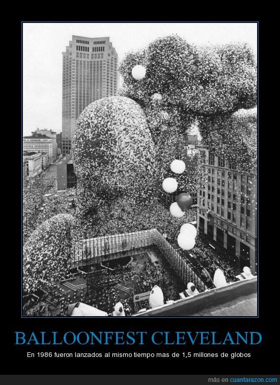 ballonfest,cleveland,festival,globos,impresionante,tiempo