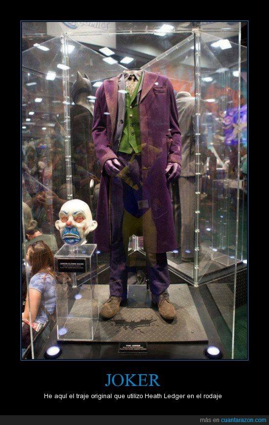 California,Heath Ledger,Joker,Warner Brothers Studio