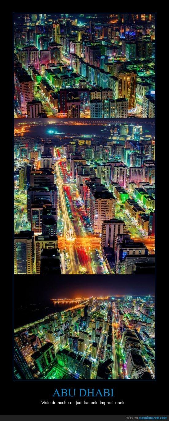 ciudad,color,impresionante,luz,noche