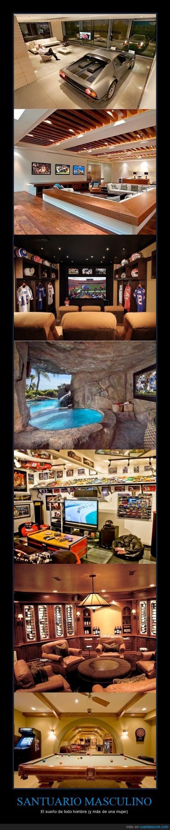 billar,habitacion,man cave,perfecto,santuario