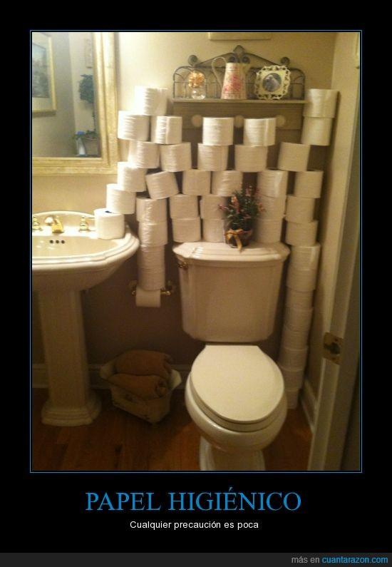 columnas,lavabo,papel higiénico,poca,precaución,wc