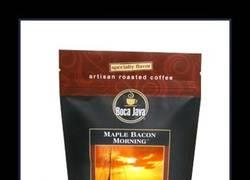 Enlace a CAFÉ CON SABOR A BACON