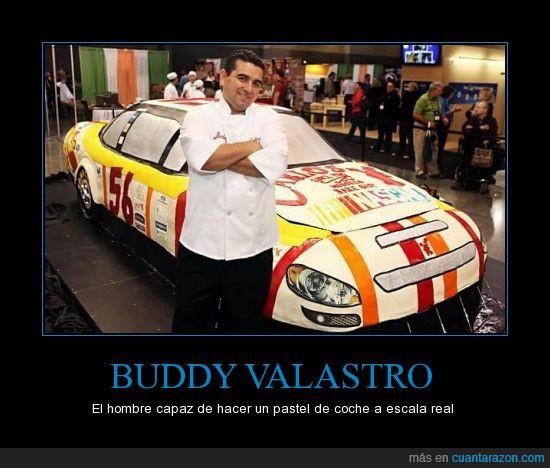 auto,Boss,Buddy.Valastro,Cake,Nascar,Pastel,receta