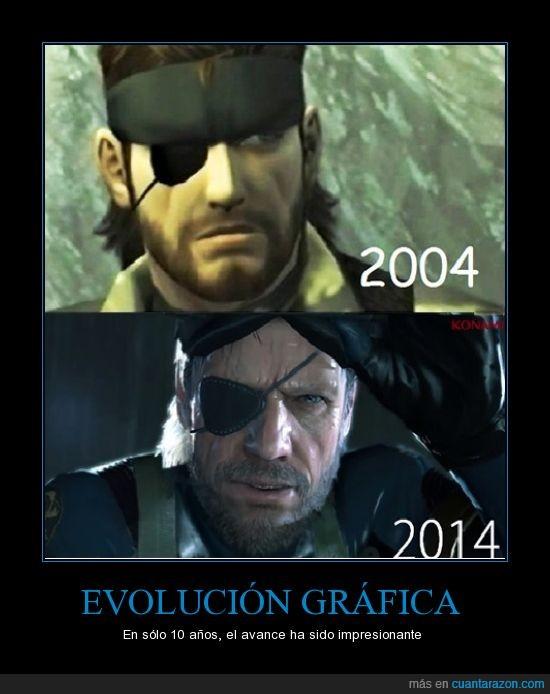 graficos,Metal Gear solid,playstation,snake