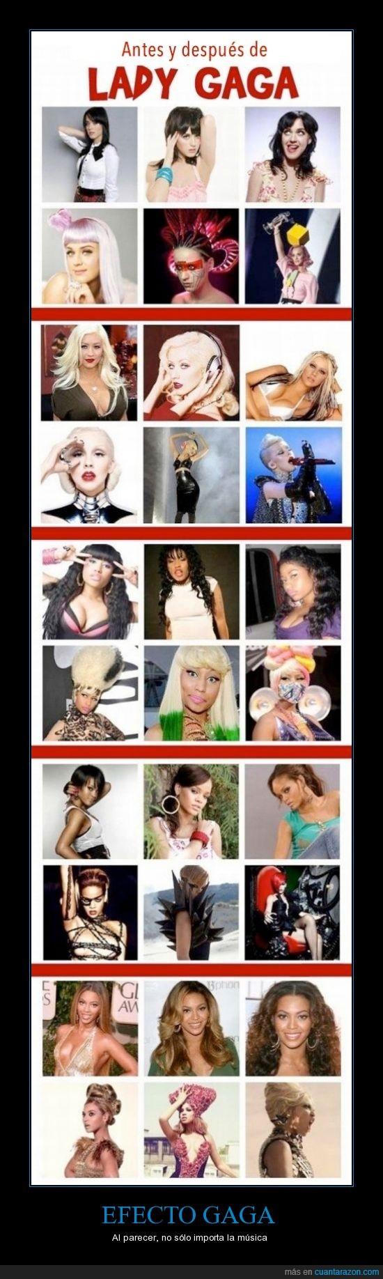 Beyoncé,Christina Aguilera,Katy Perry,Lady Gaga,Nicki Minaj,Rihanna