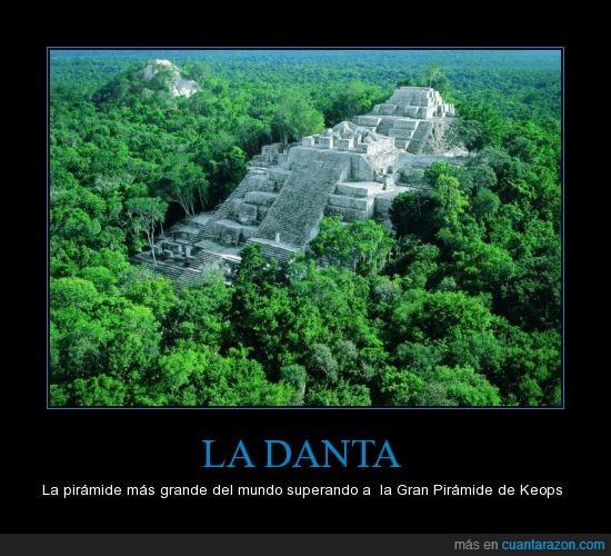 Guatemala,maravillas,mas grande,mayas putos genios,pirámide