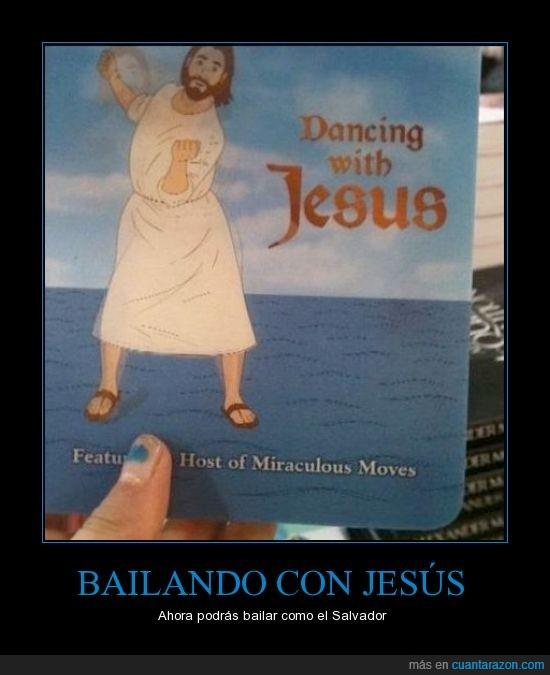 bailar,como,disco,ingles,jesus,yisus craist