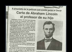Enlace a ABRAHAM LINCOLN