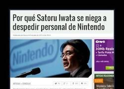 Enlace a SATORU IWATA
