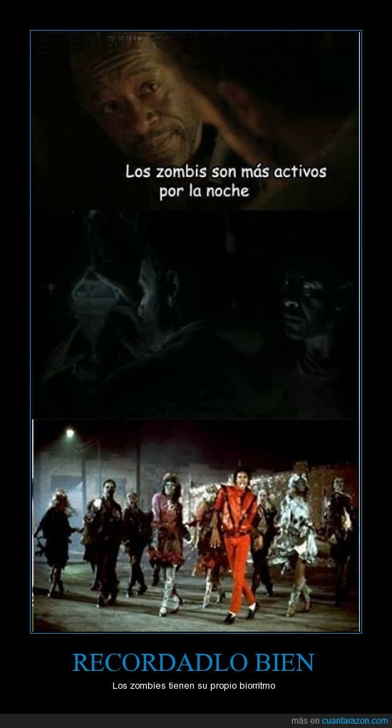 michael jackson,the walking dead,thriller,zombies