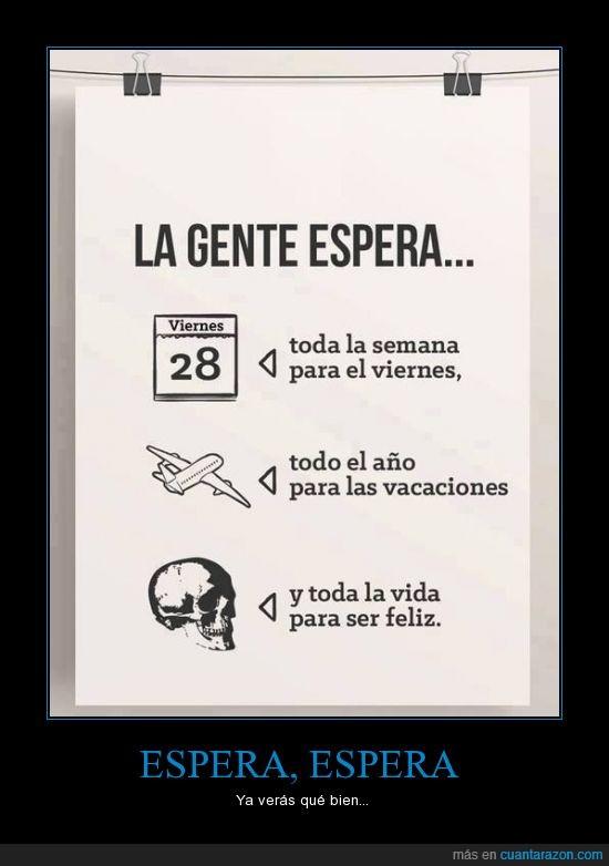 año,esperar,feliz,muerte,realidad,vacaciones,vida