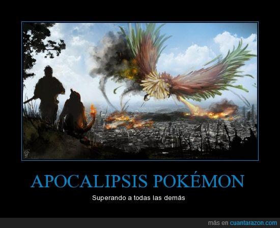 apocalipsis,ciudad,destruccion,pokémon