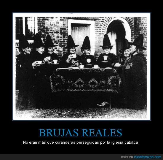 brujas,creian que magia del diablo,curanderas,fin del mito,iglesia catolica,magia negra,siglo xvi