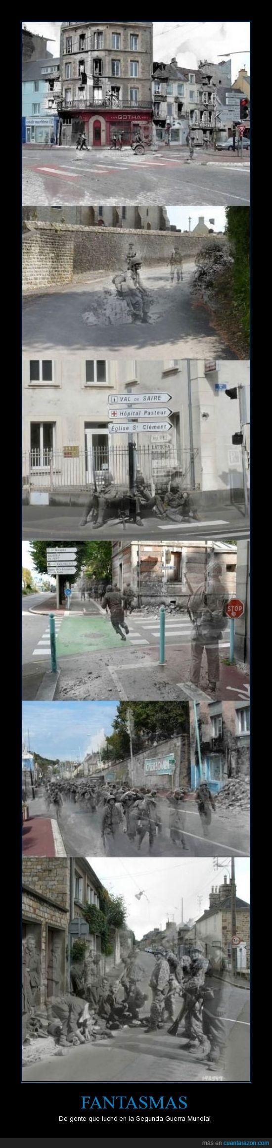 fantasmas,gente,increible,lugares,nostalgia,segunda guerra mundial