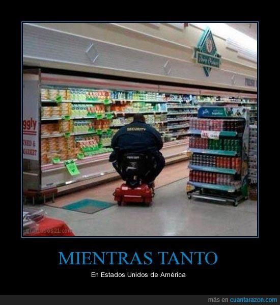 Así Están,carrito,gordos,supermercado,yankees,Yankilandia