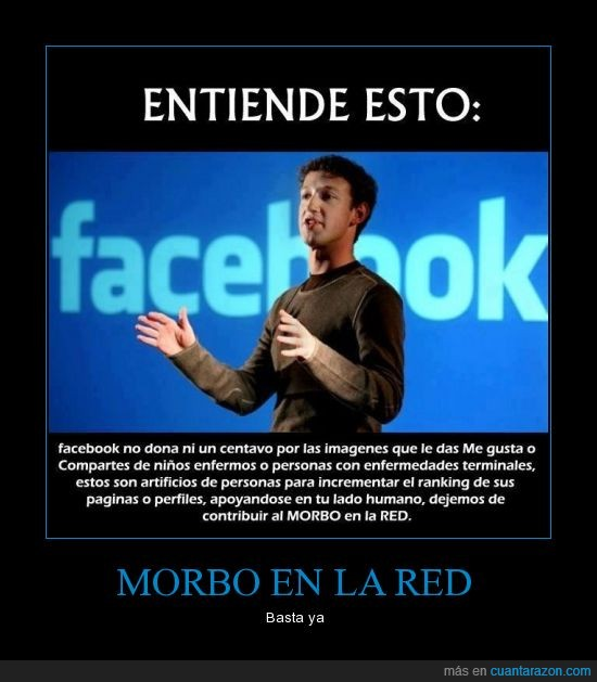 Facebook,likes,Mark Zuckerberg,me gusta,Morbo