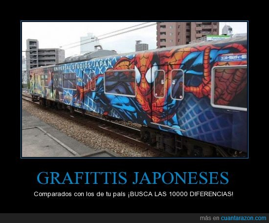 bagones,etc,graffiti,JAPON,TRENES