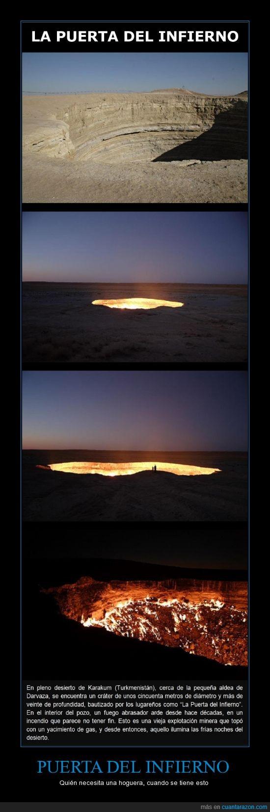 cráter,Davanza,infierno,insólito
