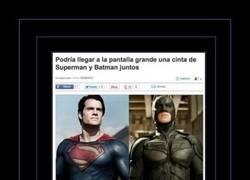 Enlace a BATMAN Y SUPERMAN