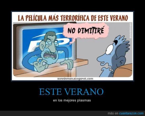 corrupto,dimision,política,pp,Rajoy