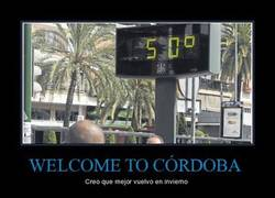 Enlace a WELCOME TO CÓRDOBA