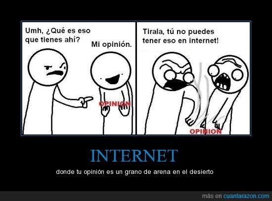 internet,libertad de expresión,opinion