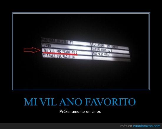 ano,cine,España,favorito,gru 2,juego,mi,minions,palabras,troll,vil