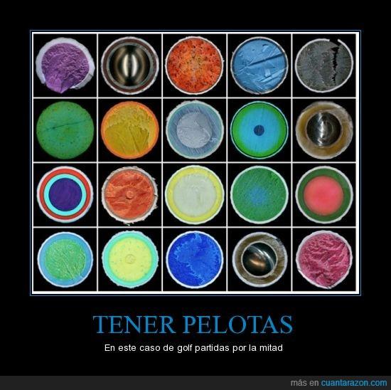 colores,curiosidad,divertido,formas,golf,interior,pelotas
