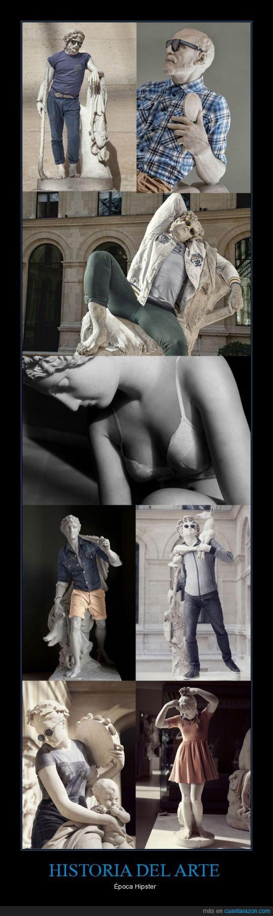 clasica,época hipster,esculturas,grecia,historia del arte,roma,vestir