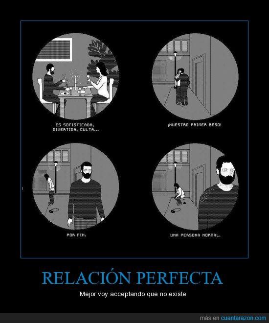 Amor,defecar,encontrar,normal,perfecto