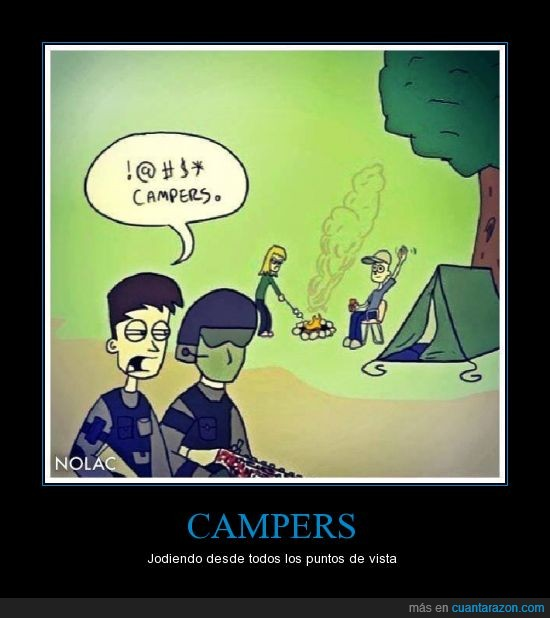 battlefield,call of duty,Campers,guerra,halo