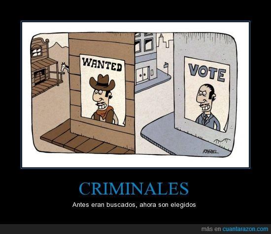 buscar,criminales,elegir,oeste,políticos,promesa,wanted