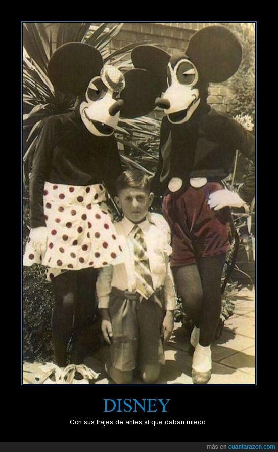 creepy,disney,mickey mouse,miedo,minnie,terror