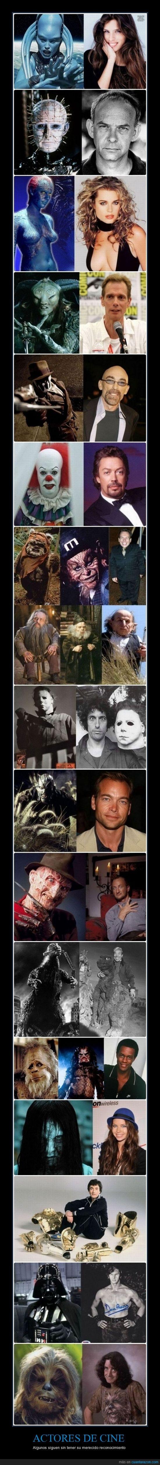 actores,caracterizacion,chewbacca,cine,mérito,monstruos,películas