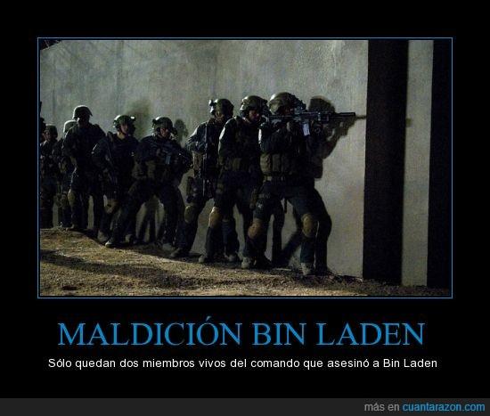 bin laden,EEUU,ejercito,maldicion,soldados,team six