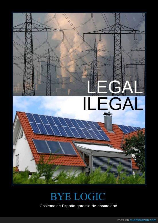 energia,ilegal,solar,totalyaestajodido,vamosajodermaselplaneta,WTF