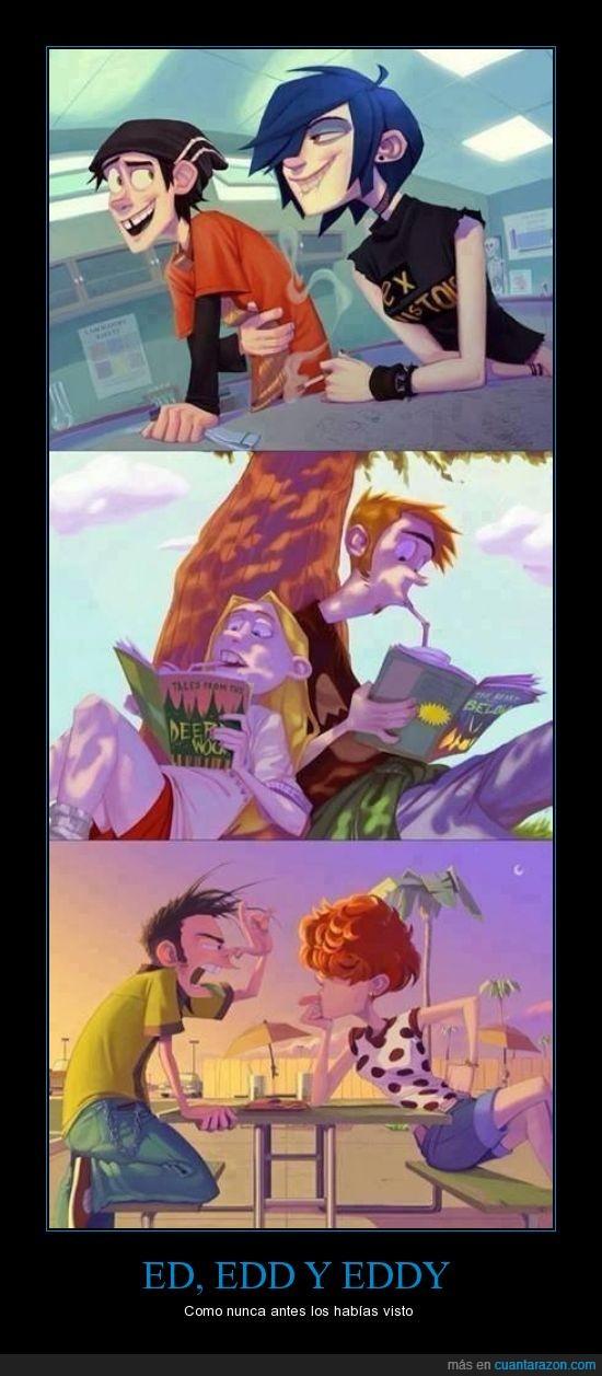 dibujos,ed,edd,eddy,infancia