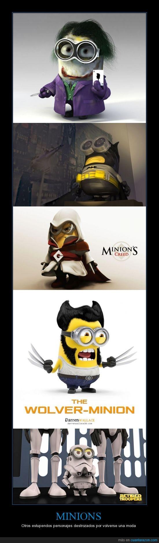 minion,moda,personaje,stormtrooper