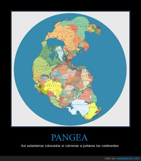 continentes,curioso,nos quedamos sin playas,países,pangea