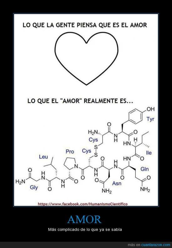 amor,complicado,quimica