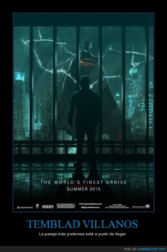 Batman,La liga de la justicia,Superman,verano 2015