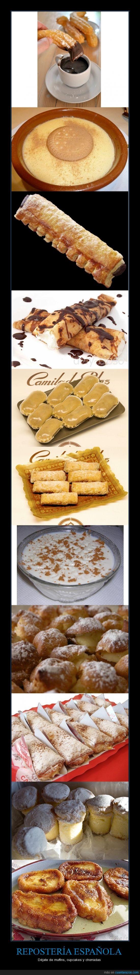 comida,dulce,española,muerte y gloria,pasta,postre,repostería,torrijas