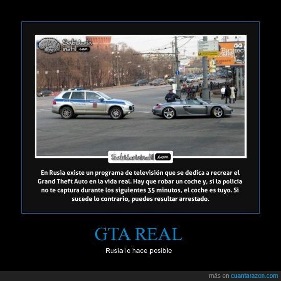 coche,gta,policia,robar,rusia